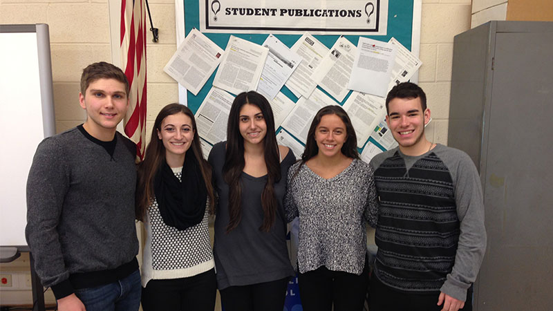Kennedy Seniors Earn Intel Science Talent Search Badges