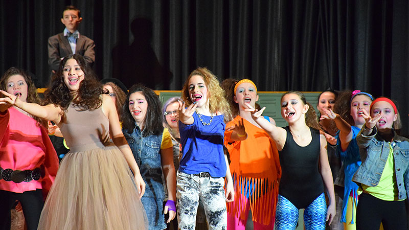 'Fame' Lives on Grand Avenue Stage