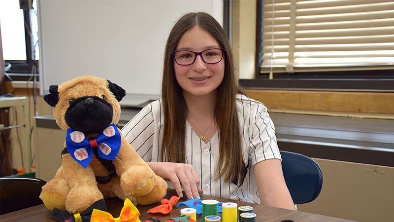 Grand Avenue Student's Invention Wows Judges photo