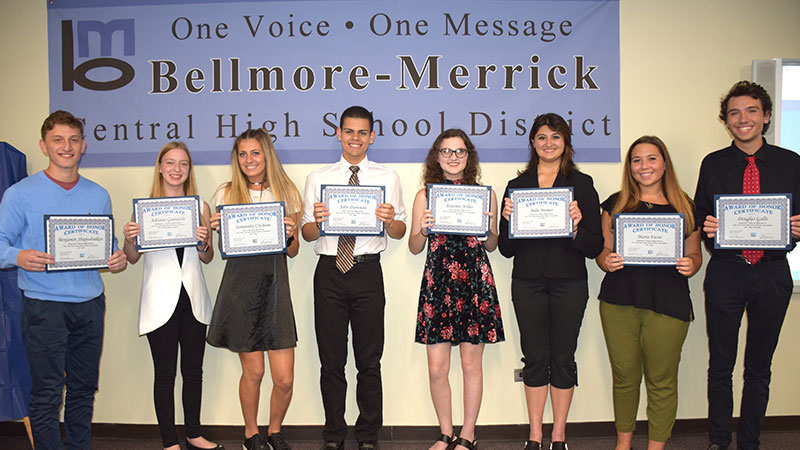 Bellmore-Merrick Students Reach High Notes With NYSSMA All-State Selections
