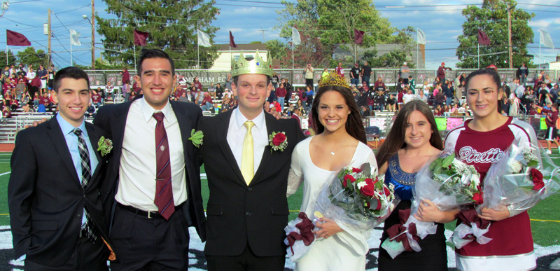 Smooth Sailing for Mepham Homecoming