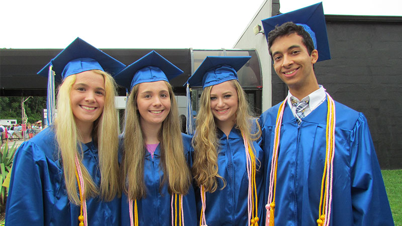 Calhoun Holds 56th Annual Commencement